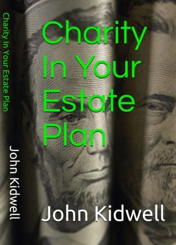 Charity and Your Estate Plan